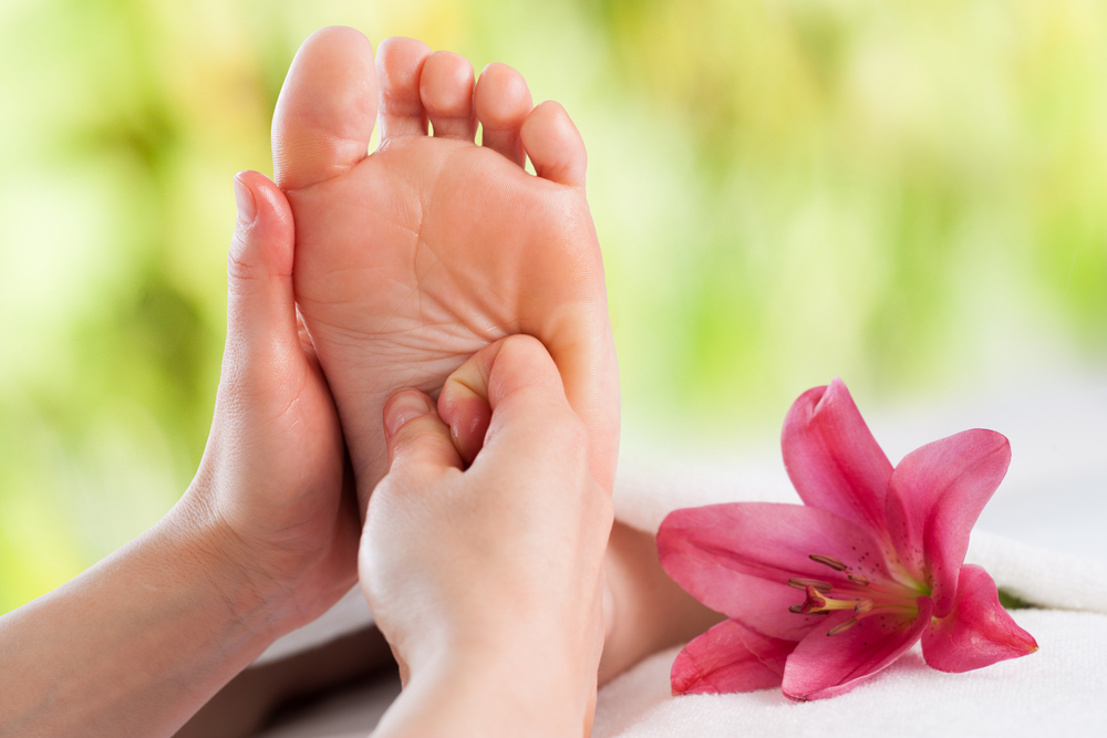 Can Foot Massage relieve period pain?