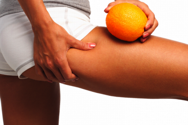 fight off cellulite with Lymphatic detox massage