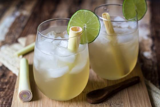 Lemongrass and Ginger Cooler – Yum yum for Summer