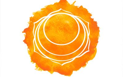 Balancing time through Sacral Chakra and Heart-Warming Blend